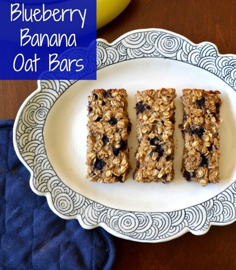 Blueberry Banana Oat Bars Cost Breakdown: These are an affordable, healthy snack that will help you stick to your grocery budget. Kid-approved!