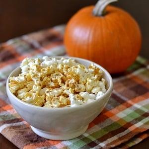 Pumpkin Popcorn