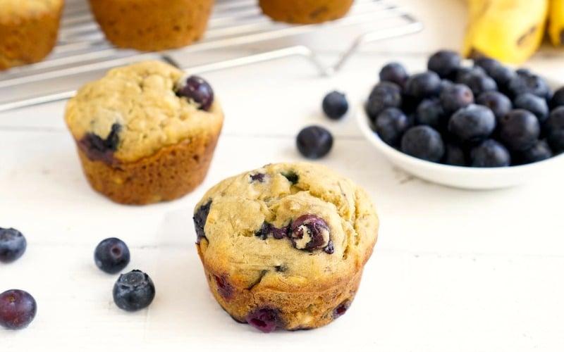 Gluten Free Blueberry Muffin Recipe