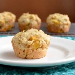 Aloha muffins