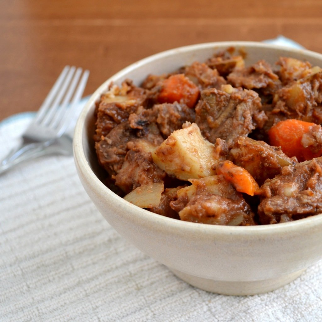 Easy Beef Stew Recipe from Real Food Real Deals