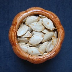 savory roasted pumpkin seeds 250