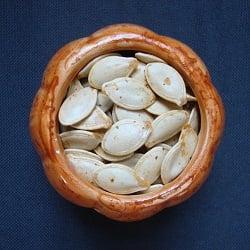 savory roasted pumpkin seeds 250