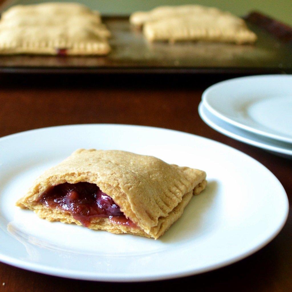 cherry pie tarts