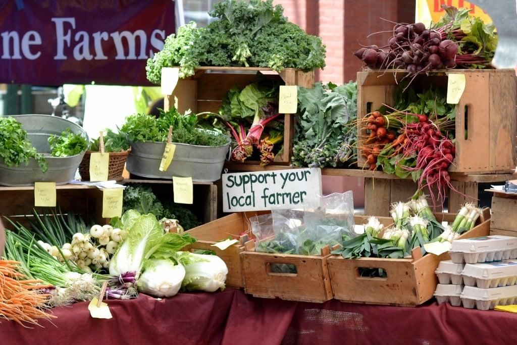 a Farmers' Market rfrd