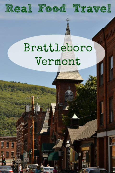 Brattleboro Real Food Travel