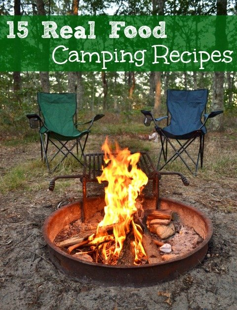 Camping Food Recipes No Refrigeration