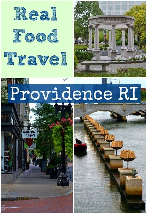 Real Food Travel Providence Ri