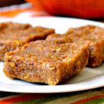 Pumpkin Larabars are a delicious snack for fall!