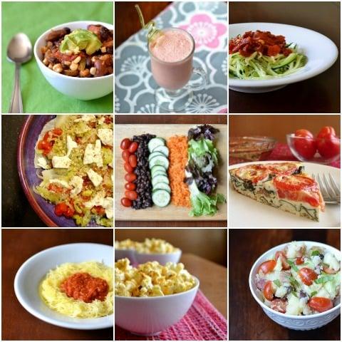 rotation diet menu