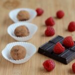 raspberry chocolate truffle recipe image 300