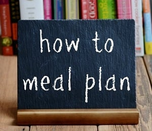 How to Meal Plan from Real Food Real Deals