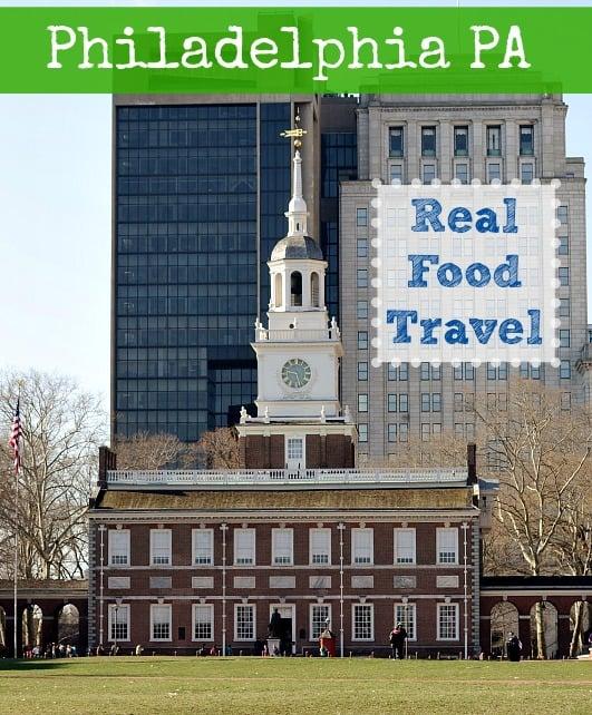 real food travel philadelphia