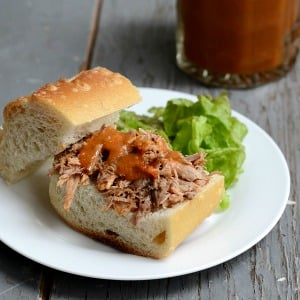 Slow Cooker Pulled Pork Recipe - Real Food Real Deals