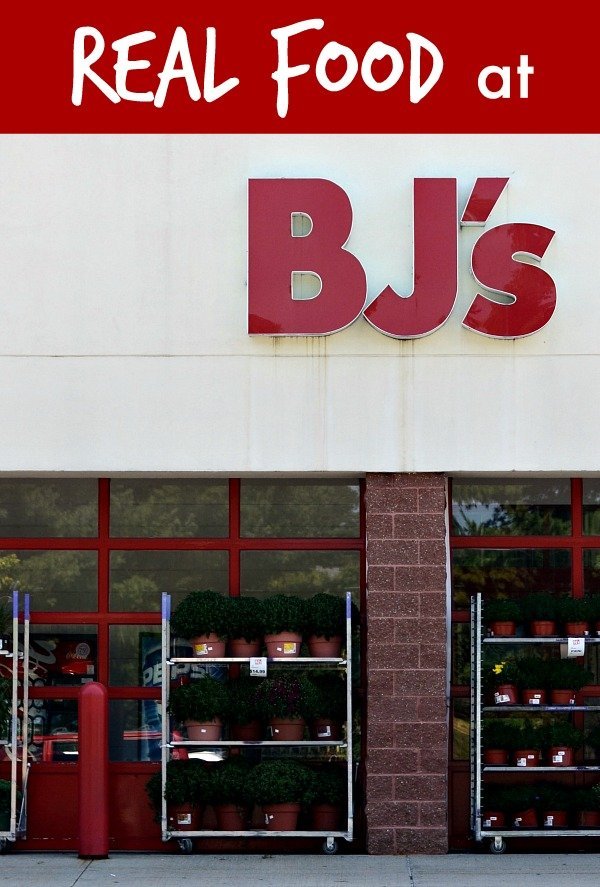 You can save lots of money on healthy food and groceries at BJ's Wholesale Club. This is a great place for you if you're on a frugal budget!