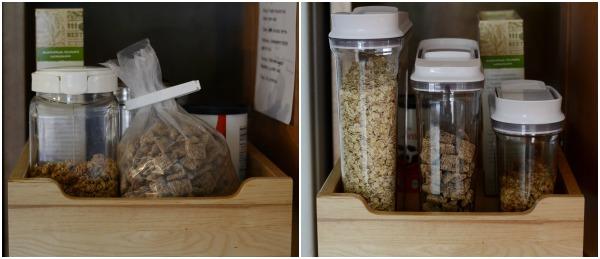 breakfast cabinet