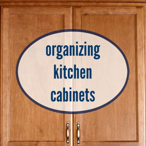 Organizing Kitchen Cabinets with OXO   Real Food Real Deals #POPtober