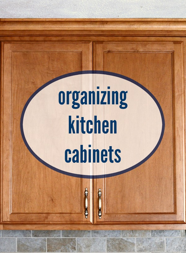 Organizing Kitchen Cabinets with OXO | Real Food Real Deals #POPtober