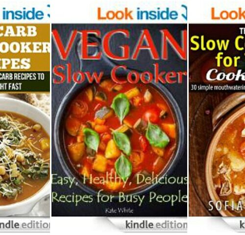 Free Slow Cooker Cookbooks for Kindle | Real Food Real Deals