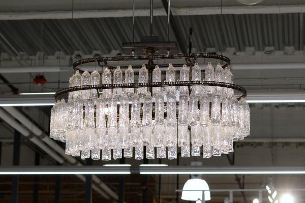 Whole Foods Market chandelier