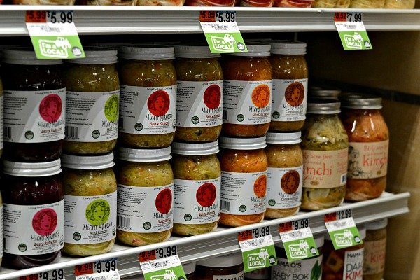 whole foods fermented