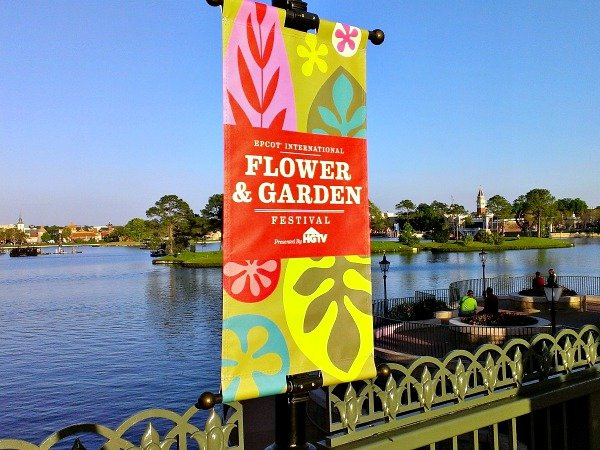 Disney Meal Plan Epcot Flower & Garden Festival