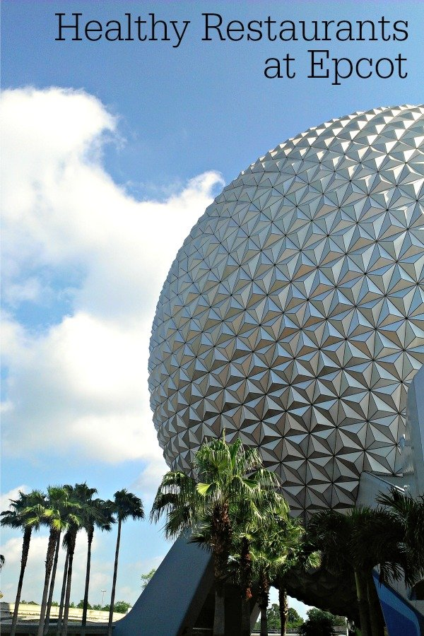 There are so many healthy Epcot restaurants to enjoy at Disney World. From character meals to casual and fine dining, Epcot has it all! These are some of my favorites.