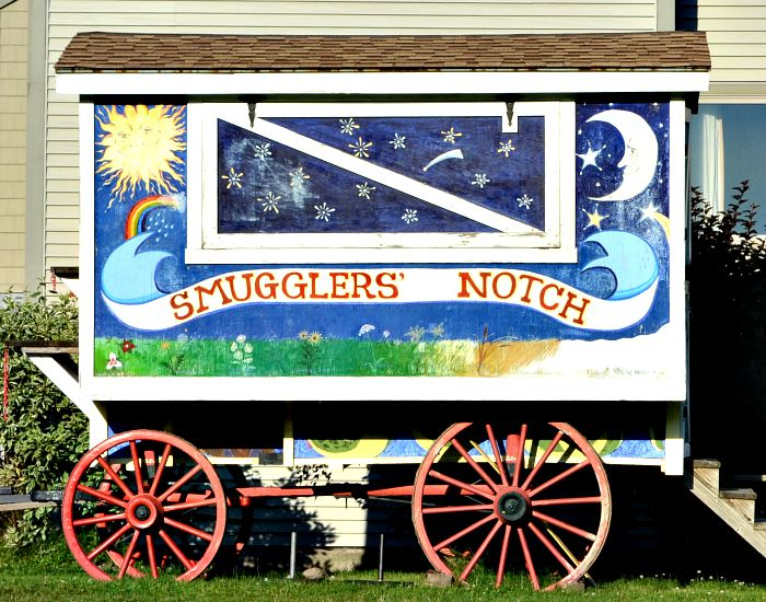 Smugglers' Notch Resort has lots of fun activities for a family vacation.