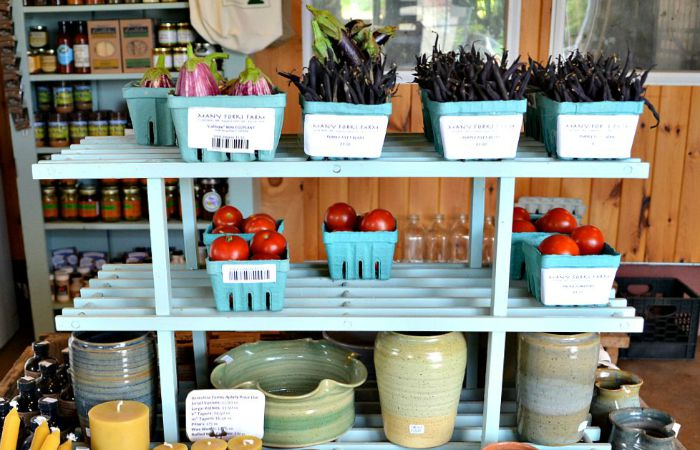 Lots of great farm stores and markets in the Berkshires!