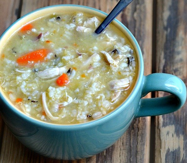 Chicken Soup is classic comfort food. This is a great frugal recipe to get your through whatever is troubling you.