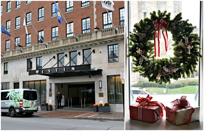 The Westin Portland Harborview is a beautiful, comfortable place to stay in Portland, Maine.