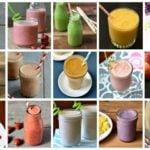 easy smoothie recipes