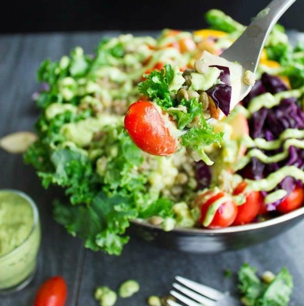 healthy-meals-mexican-lentil-detox-salad