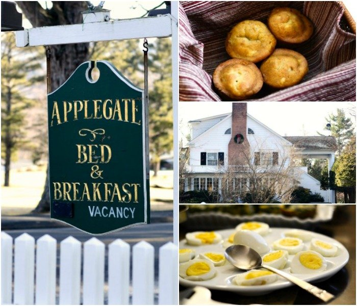 Applegate Inn B&B is a great place to stay for local food in the Berkshires!