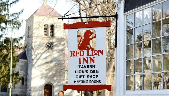 Red Lion Inn Stockbridge MA