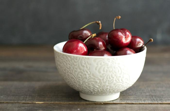 Chocolate cherry cake - Yum!