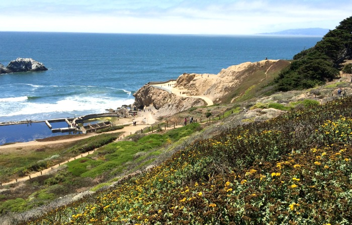 Lands End is one of the most beautiful spots in San Francisco!