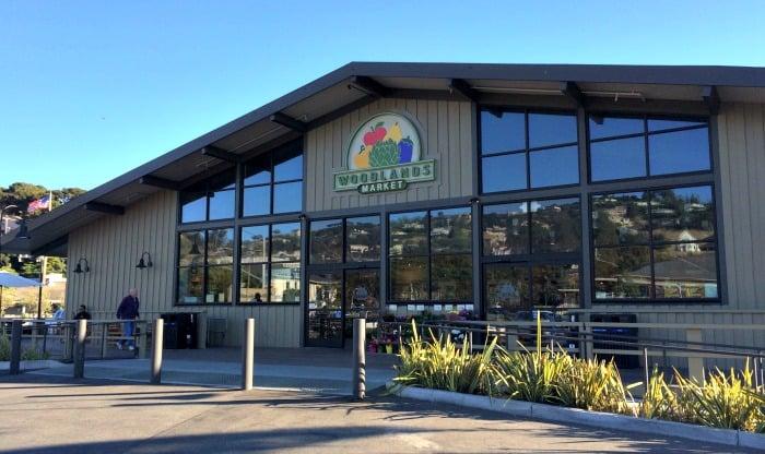 Woodlands Market Tiburon CA