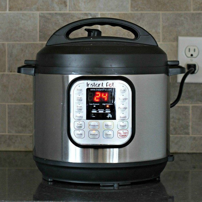 The Instant Pot is a great multipurpse kitchen appliance.