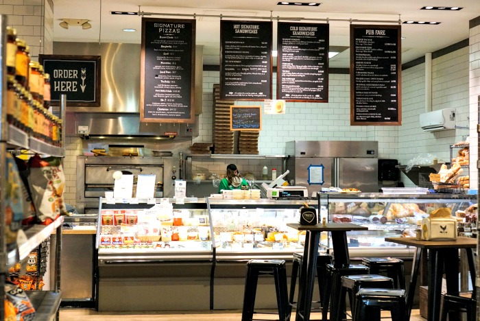 Glen's Garden Market is a great spot to grab a healthy meal in D.C.