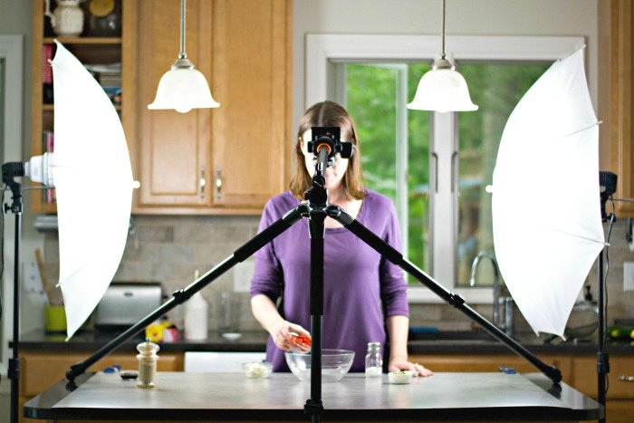 This is the recipe video equipment I use to make high-quality, Tasty-style recipe videos for my website, social media channels, and client videos.