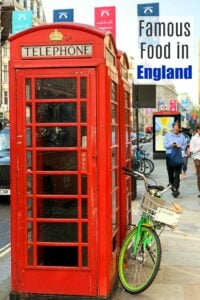 This guide to famous food in England includes popular dishes and food traditions that can be found on menus throughout the UK.