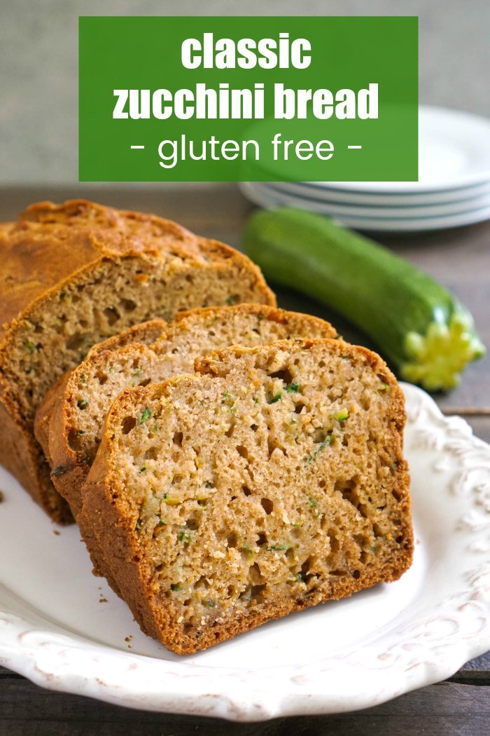 Gluten Free Zucchini Bread Real Food Real Deals