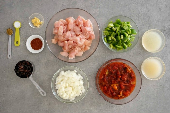These simple ingredients come together to make this flavorful picadillo recipe.